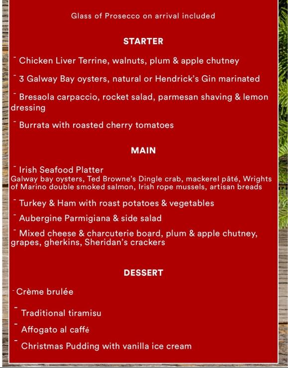 xmas menu sample2